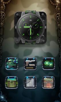 CF_Turbo Launcher  EX Theme poster