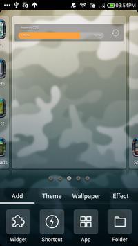 CF_Turbo Launcher  EX Theme apk screenshot