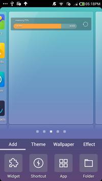 Color_Turbo launcher EX Theme apk screenshot