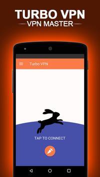 turbo proxy vpn & IP hider vpn screenshot 1