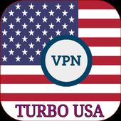 TURBO VPN - USA 🇱🇷 icon
