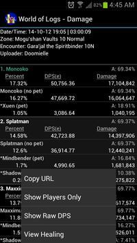 World of Logs screenshot 3