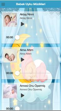 Bebek Uyku Ninnileri screenshot 1