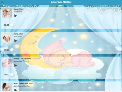 Bebek Uyku Ninnileri screenshot 4