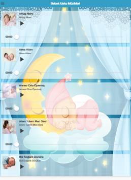 Bebek Uyku Ninnileri screenshot 5