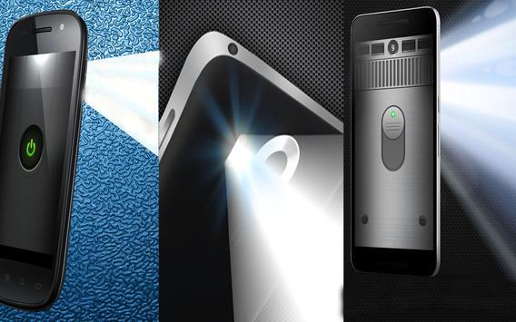 HD Bright Flashlight 2017 apk screenshot