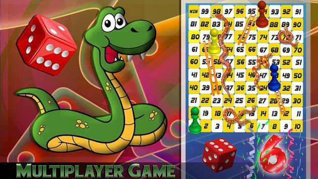 Snake Ladder Ludo Game Multiplayer screenshot 1