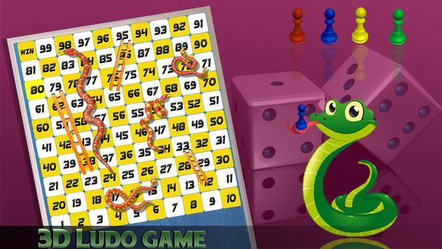 Snake Ladder Ludo Game Multiplayer screenshot 5