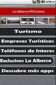 La Alberca Salamanca MiTurismo poster