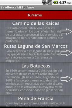 La Alberca Salamanca MiTurismo apk screenshot