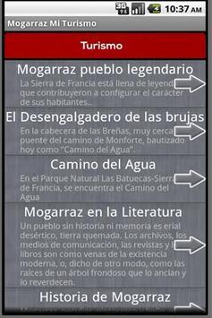 Mogarraz MiTurismo apk screenshot