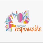 turismo responsable meta icon