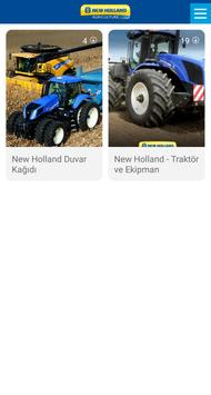 New Holland Asistan apk screenshot