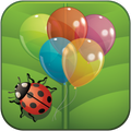 Farm Balloon Pop for Toddlers