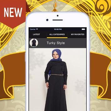 Turky style muslim apk screenshot