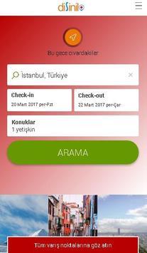Otel Türkiye poster