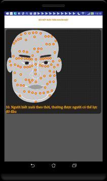 Bói nốt ruồi trên khuôn mặt poster