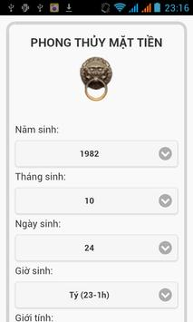 PHONG THỦY MẶT TIỀN screenshot 6