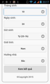 PHONG THỦY MẶT TIỀN screenshot 1