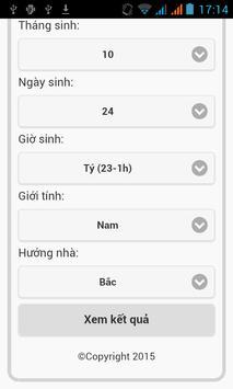 PHONG THỦY PHÒNG LÀM VIỆC screenshot 1