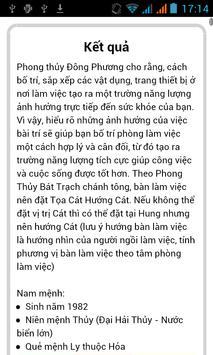 PHONG THỦY PHÒNG LÀM VIỆC screenshot 2