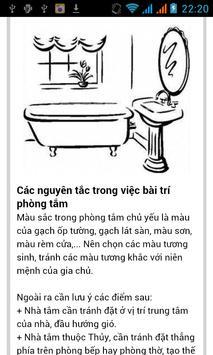 PHONG THỦY PHÒNG TẮM screenshot 5