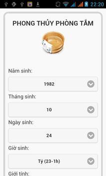 PHONG THỦY PHÒNG TẮM screenshot 6