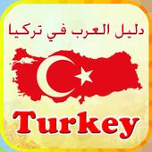 Tourism in Turkey icon