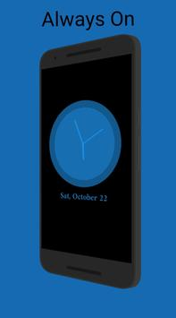 Always On - Ambient Clock 2.0 poster