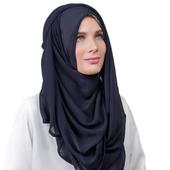 new turkish veil model icon
