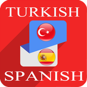 Turkish to Spanish Translator icon
