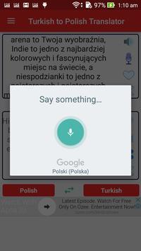 Turkish Polish Translator screenshot 2