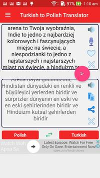 Turkish Polish Translator screenshot 9
