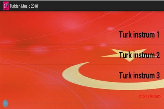 Turkish Music 2018 screenshot 1