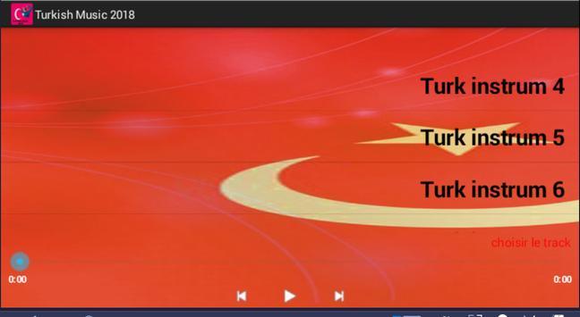 Turkish Music 2018 screenshot 2