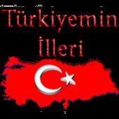 Türkiyemin İlleri 圖標