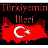 Türkiyemin İlleri icono