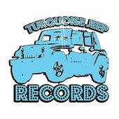 Turquoise Jeep Soundboard icon