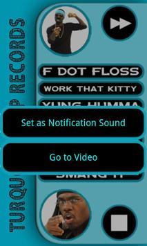 Turquoise Jeep Soundboard apk screenshot