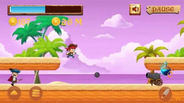 Pirate Run Away poster