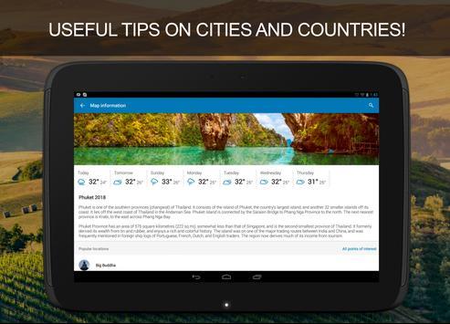 TurrooMap 2018 Offline Maps apk screenshot