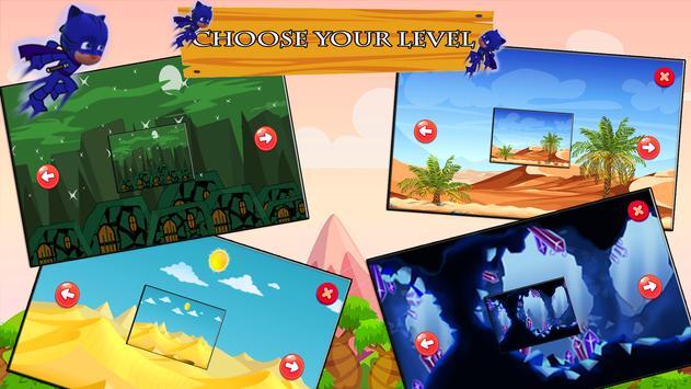 pj subway masks dash game screenshot 1