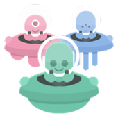 Crazy Alien for training icon