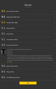 Movie Compare apk screenshot