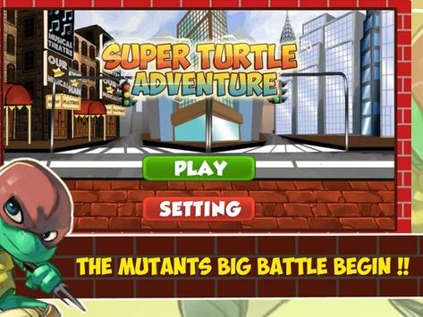 Super Turtle Quest Adventure poster
