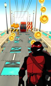 Subway Turtel Minion apk screenshot