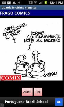 Vignette Comics in Italian apk screenshot