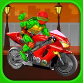 Turtle Motorcycles Ninja icon