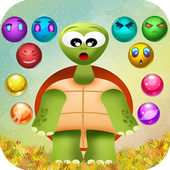 Turtle Bubble Shooter 2016 icon