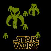 Star Wars Boba Fett Daydream icon